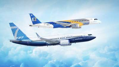 Embraer and Boeing Partnership