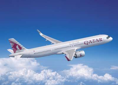 Qatar Airways A321LR