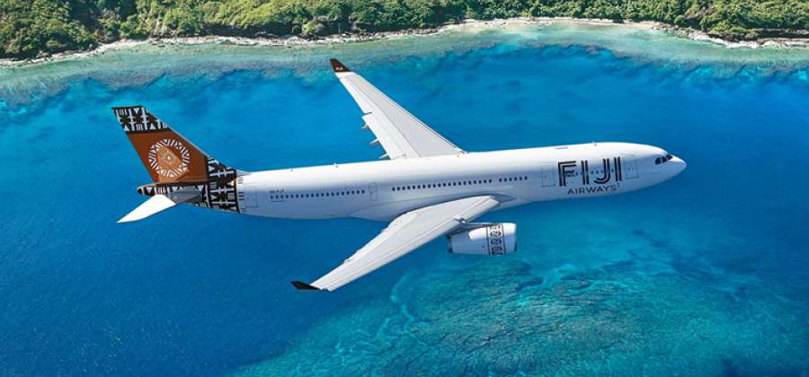 Alaska Airlines And Fiji Airways Expand Codeshare Agreement