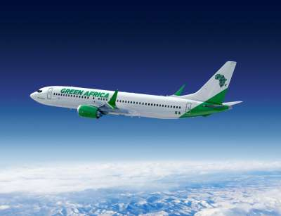 Green Africa Airways Boeing 737 MAX 8