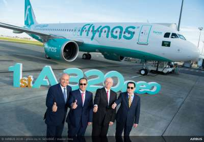 Flynas A320neo