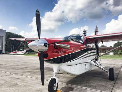 Yourways will be the first airline in Europe to operate the Quest Kodiak