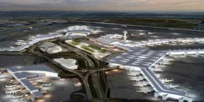 JFK Airport overview