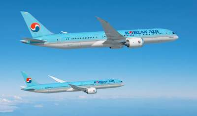 Korean Air Boeing 787