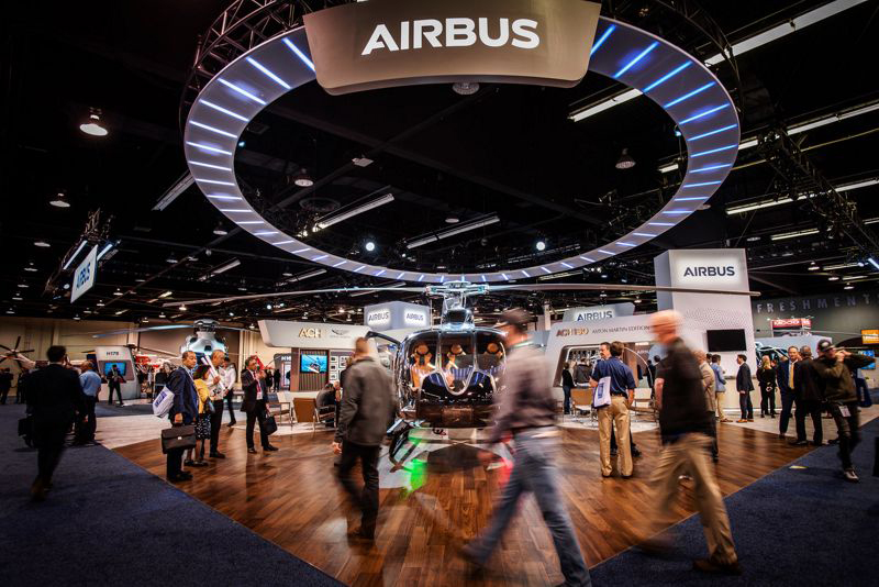 Airbus at Heli-Expo 2020