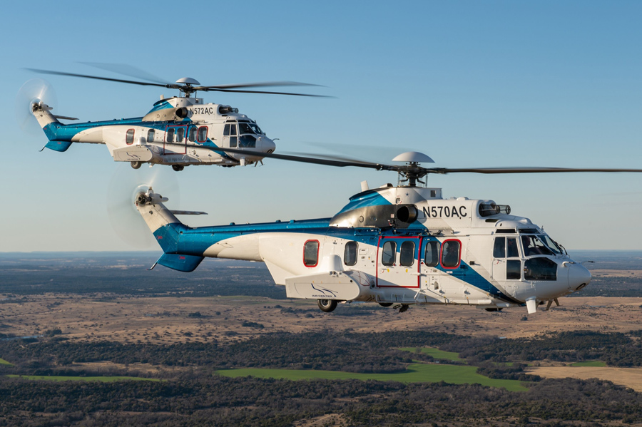 Air Center Helicopters H225